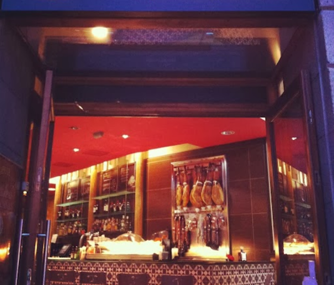 Bar café calle mayor