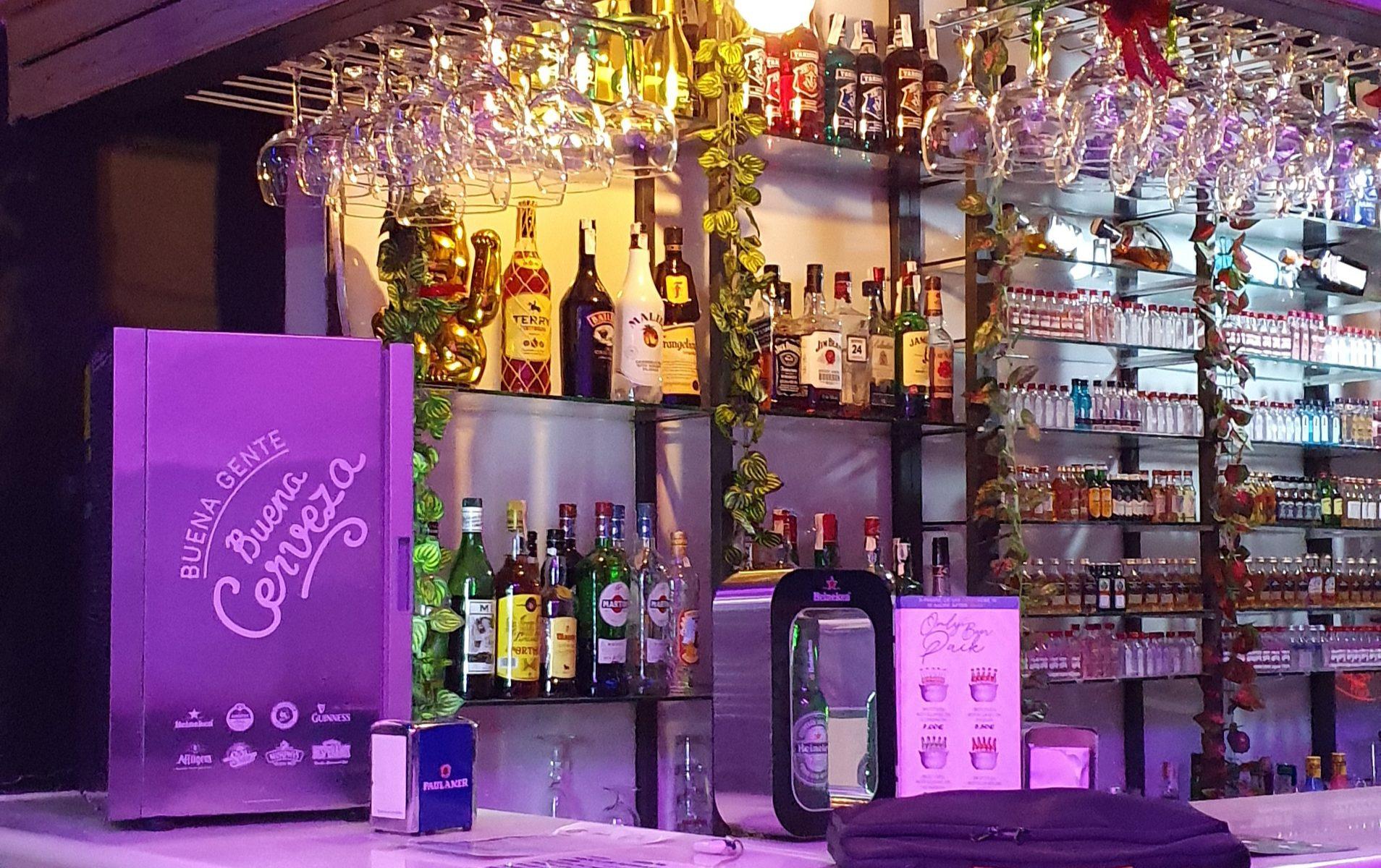 Bar en zona de Tribunal y Calle Fuencarral